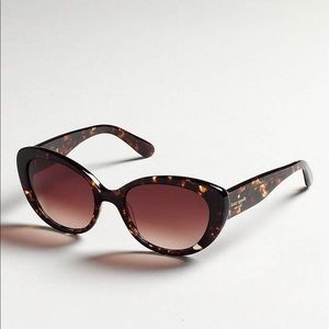 Kate Spade Franca Tortoise Sunglasses
